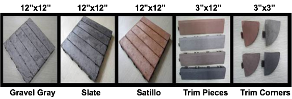 Deck Tiles Miami Interlocking Patio Tiles Miami